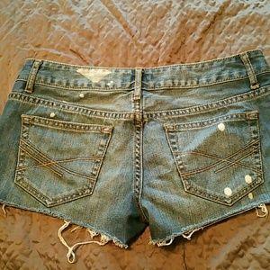 Aeropostale Shorts - Aeropostale Jean shorts